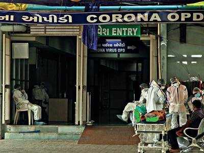 Gujarat touches new high with 675 cases