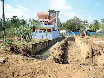 Work is not done, but BBMP has cleared bills