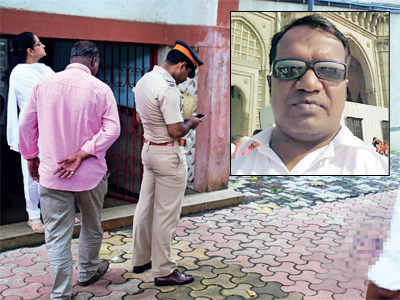 Vice-principal leaps to death from Andheri school