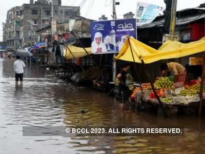 Kolkata remains waterlogged, more rain forecast