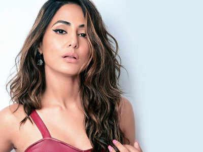 Hina Khan: I never thought I would become a fashion diva