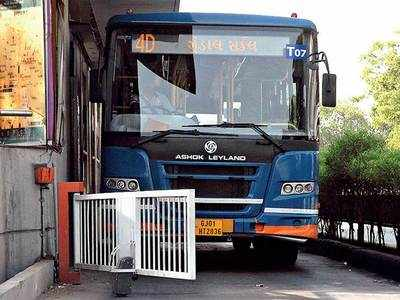 No more intrusions: BRTS to get faster