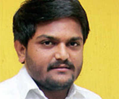 What is Hardik Patel upto?