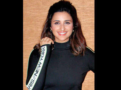 Parineeti starts shooting for The Girl on the Train