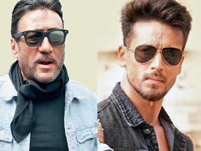 Finally, Jackie and Tiger Shroff come together on screen for Baaghi 3