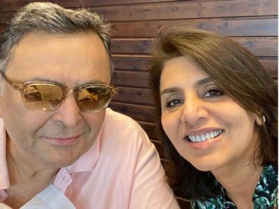 'End of our story': Neetu Kapoor bids farewell to Rishi Kapoor