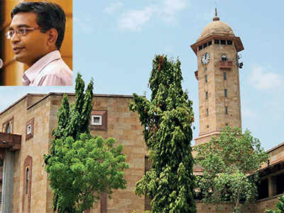 'Harassed' 38-year-old assistant professor at Gujarat University tries to kill self