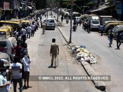 Dharavi reports 42 new coronavirus cases; total cases rise to 632