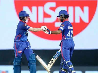 DC vs MI, IPL 2021: Delhi Capitals beat Mumbai Indians by 6 wickets; move to second spot