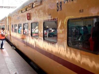 Special train between Bengaluru and Thiruvananthapuram