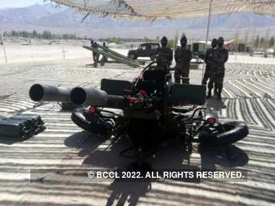 Indian Army geared up for battling both China, harsh winters in Eastern Ladakh