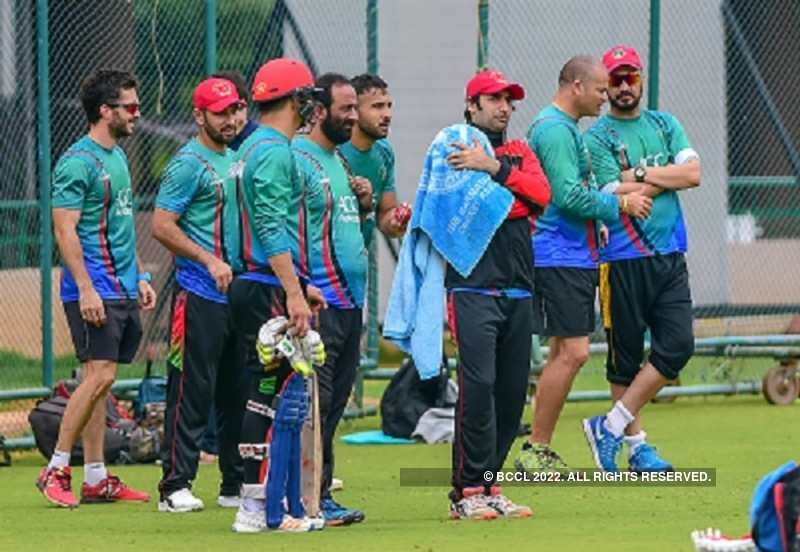 Afghanistan to play its first-ever Test match in Bengaluru