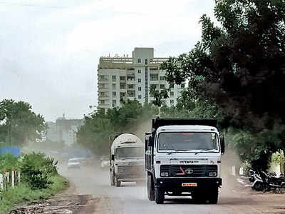 Cement plant in Balewadi's Smart City zone leaves residents wheezing