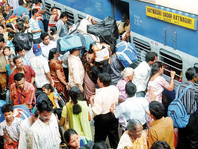 Difficult choice before Uddhav Thackeray-led govt on running trains to Konkan for Ganpati festival
