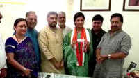 Former AAP leader Alka Lamba joins Congress