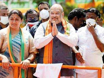 Reject DMK-Cong alliance, says Shah