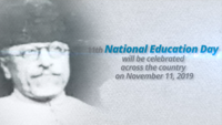 Abul Kalam Azad's birth anniversary to be celebrated as 11th National Education Day