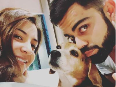 Anushka Sharma, Virat Kohli mourn the demise of their pet dog Bruno