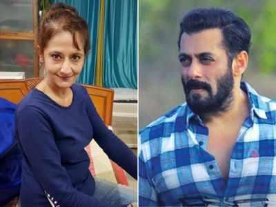 Veergati actress Pooja Dadwal seeks help from Salman Khan after getting COVID-19-like symptoms