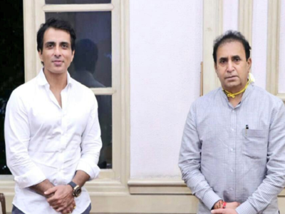 Sonu Sood donates 25,000 face shields to Maharashtra Police, says this is the least he can do for real heroes