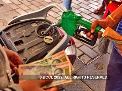 Petrol price hits Rs 75 per litre mark, diesel crosses Rs 66