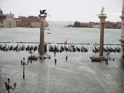Venice braces for another devastating high tide