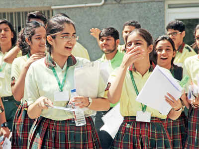 CBSE class 12 exam: Paper tricky but easy, say students
