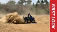 Polaris Sportsman 570 tractor: Drive experience