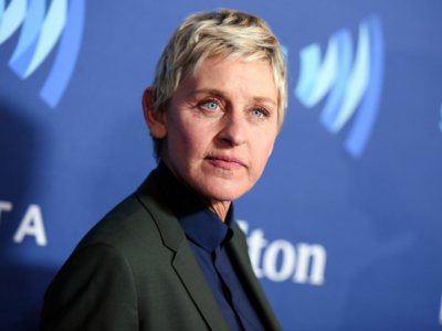 Ellen DeGeneres tests positive for coronavirus