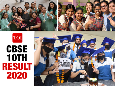 CBSE Result 2020 Highlights: CBSE Class 10th Results declared, 91.46% pass