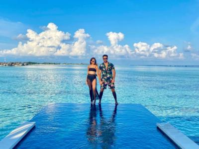 Armaan Jain, Anissa Malhotra jet off to the Maldives