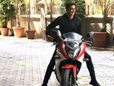 Here's how Akshay beat Mumbai traffic