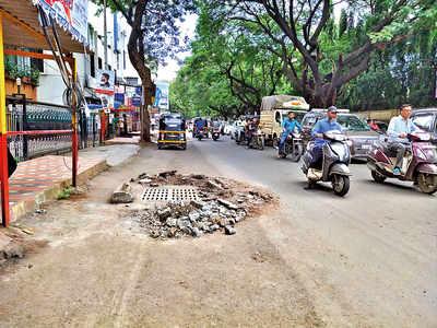 PCB repairs manholes in Fatima Nagar
