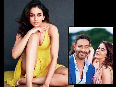Rakul Preet Singh: I'm waiting to fall in love...older guy or younger, it doesn't matter