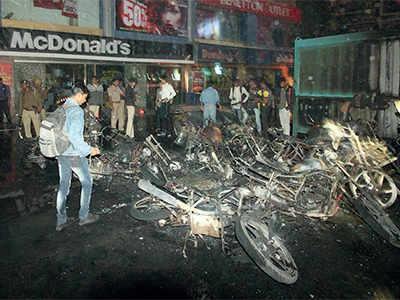 Padmaavat release: Mob goes on rampage in Ahmedabad