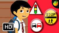 Popular Children Tamil Nursery Rhyme 'Salai Vithigal' - Kids Nursery Rhymes In Tamil