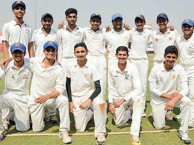 Diwan Ballubhai School Tournament: Dhruvang Patel's all-round performance helps Vidyanagar win under-19 title