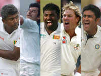 Top five bowlers with most 5-wicket hauls in Test innings