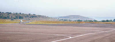 New runway at NDA for safety of cadets