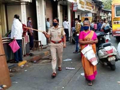 Live: Maharashtra reports record 63,294 Covid cases, 349 deaths