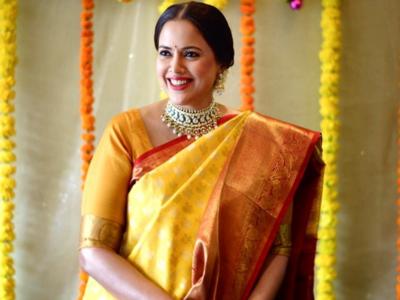 Sameera Reddy, Akshai Varde blessed with baby girl