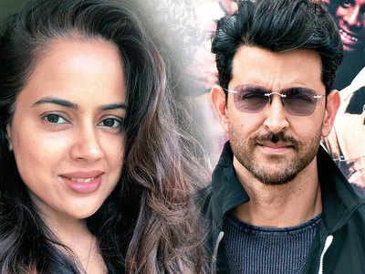 Hrithik Roshan helped Sameera Reddy overcome stammering