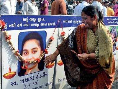 Surat Fire Tragedy: Once bitten, institutes in Surat still not shy