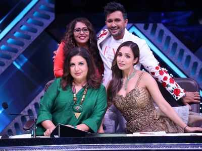 Farah Khan: I have three children, but Geeta Kapur will be my first child