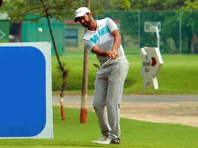 PGTI Feeder Tour: Dhruv Sheoran takes the second-round lead