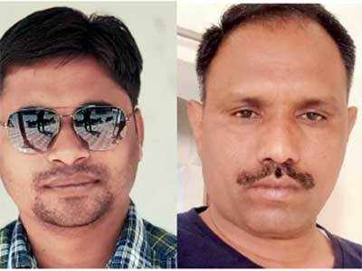 Cops caught accepting bribe from bootlegger