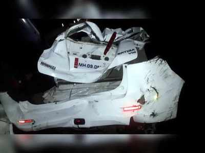 Another accident on Mumbai-Pune expressway; one dead, four injured