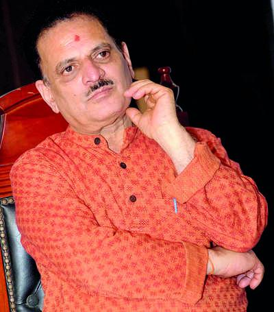 I am back: Sunil Kumar Desai