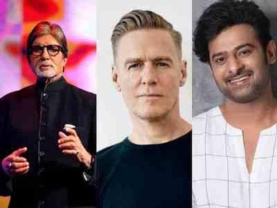 Amitabh Bachchan and Prabhas gear up for Bryan Adams' bash