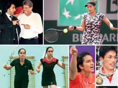 Game, Set, Match: Bollywood's calendar chock-a-block with sports-dramas
